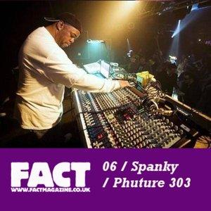 Imagen de 'FACT Mix 06: Spanky (Phuture 303)'