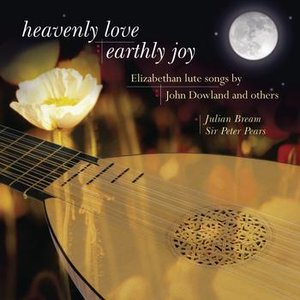 Immagine per 'Heavenly Love, Earthly Joy - Elizabethan Lute Songs by John Dowland and Others'