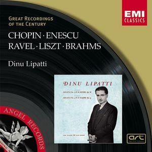 Image for 'Chopin/Liszt/Ravel/Brahms/Enescu:Piano Recital'