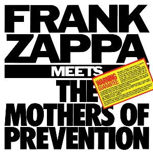 Imagem de 'Frank Zappa Meets the Mothers of Prevention'