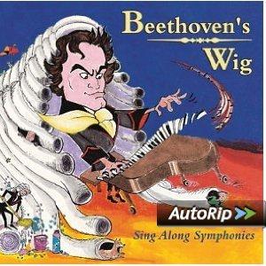Bild für 'Beethoven's Wig'
