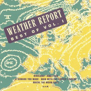 Image for 'Best Of Weather Report'
