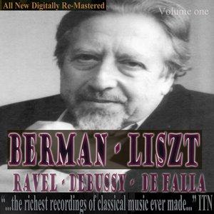 Image for 'Berman - Liszt, Ravel, Debussy, De Falla'
