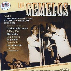 Image for 'Los Gemelos. Todas Sus Grabaciones Para Discos Carrillón Vol.1 (1960-1961)'