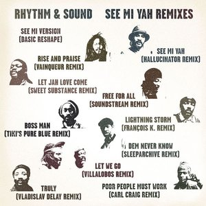 Image for 'See Mi Yah (Hallucinator remix)'