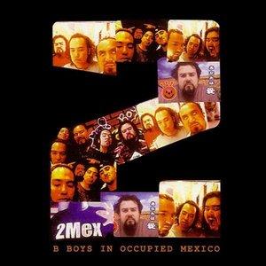 """""""B Boys in Occupied Mexico""""的封面"""