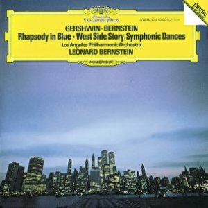 "Image for 'Gershwin: Rhapsody In Blue; Prelude For Piano No. 2 / Bernstein: Symphonic Dances From ""West Side Story""'"
