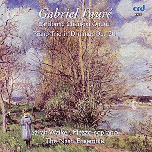 Image for 'Trio in D minor Op. 120 for piano, violin & 'cello: Allegro vivo'