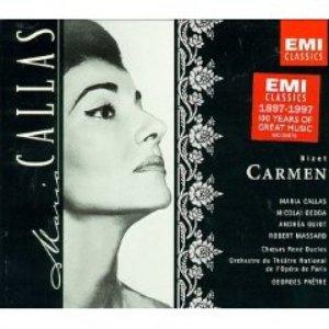 Image for 'Maria Callas/Nicolai Gedda/Orchestre de l'Opéra National de Paris/Georges Prêtre'
