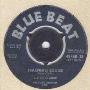 Image for 'Lloyd Clarke'