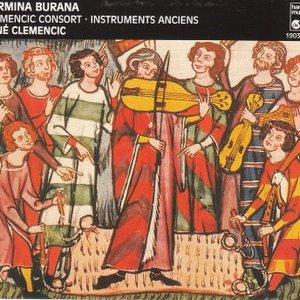 Bild för 'Carmina Burana/Clemencic'