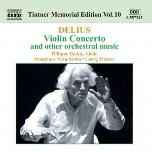 Image for 'DELIUS: Violin Concerto (Tintner Edition 10)'