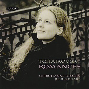 Bild för 'Tchaikovsky: Romances'