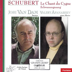 Image for 'Franz Schubert : Le chant du cygne'