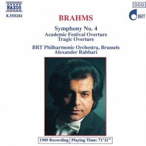 Image for 'Symphony No. 4 in E Minor, Op. 98: IV. Allegro energico e passionato - Piu allegro'