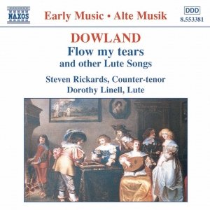 Image for 'DOWLAND: Flow My Tears and Other Lute Songs'