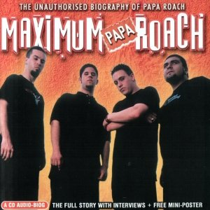 Bild för 'Maximum Papa Roach'