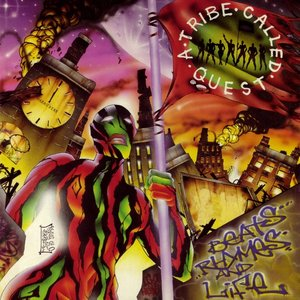 Bild för 'Beats, Rhymes & Life'