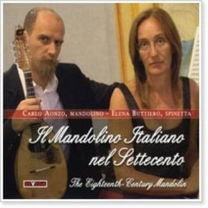 Image for 'Il Mandolino Italiano nel Settecento - The Eighteenth-Century Mandolin'