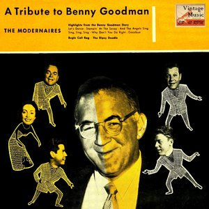 Image for 'Vintage Vocal Jazz / Swing No. 116 - EP: A Tribute A Benny Goodman'