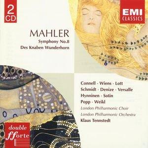 Image for 'Mahler : Des Knaben Wunderhorn/Symphony No.8'