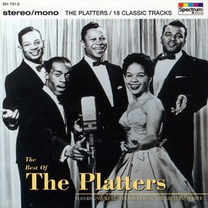 Immagine per 'The Best Of The Platters'