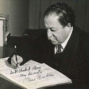 Image for 'Pierre Monteux'