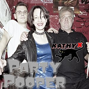 Image for 'Party Pooper'