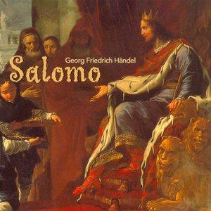 Image for 'Handel, G.F.: Solomon (Sung in German) [Oratorio]'