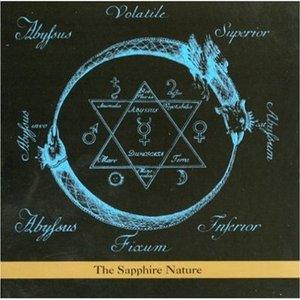 """""""The Sapphire Nature""""的封面"""