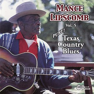 Immagine per 'Texas Country Blues'