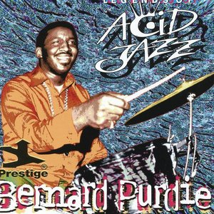 Image for 'Legends of Acid Jazz: Bernard Purdie'