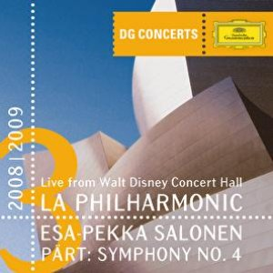 "Image for 'Pärt: Symphony No.4 ""Los Angeles""'"