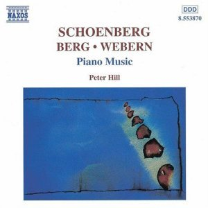 Image for 'SCHOENBERG / BERG / WEBERN: Piano Music'