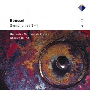 Image pour 'Roussel : Symphonies Nos 1 - 4'