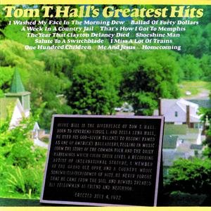 Image for 'Tom T. Hall's Greatest Hits'