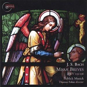 Image for 'J. S. Bach:  Missae Breves'