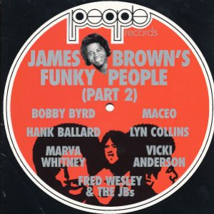 Image for 'James Brown's Funky People, Part 2'