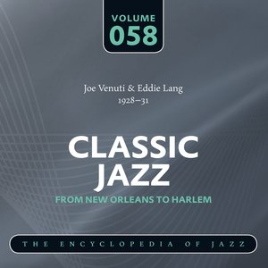 Image for 'Classic Jazz - The World's Greatest Jazz Collection 1917-1932: Vol. 58'