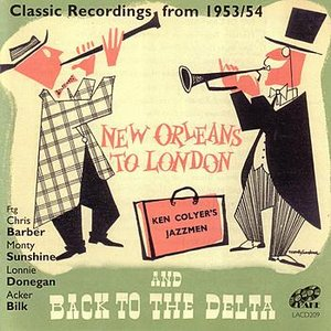 Image for 'New Orleans To London And Back To The Delta - Classic Recordings from 1953/54'