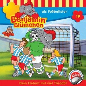 Image for 'Folge 19 - Benjamin Blümchen als Fußballstar'
