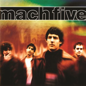 Image for 'Mach Five'