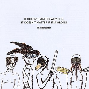 Image for 'It Doesn't Matter Why It Is, It Doesn't Matter If It's Wrong'