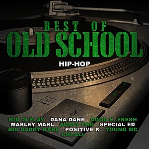 Image pour 'Best of Old School Hip-Hop'