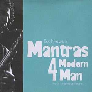 Imagem de 'Mantras 4 Modern Man, Vol. 2 - Live at the Armchair Theatre'