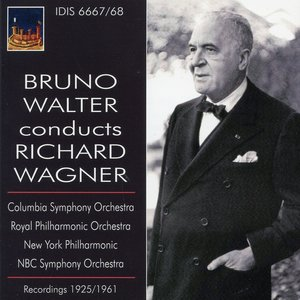 Image for 'Bruno Walter conducts Richard Wagner (1925, 1962)'