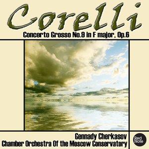 Image for 'Concerto Grosso No.9 in F Major, Op.6 : VI. Menuetto: Vivace'