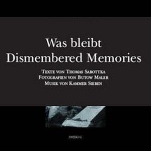 Image for 'Dismembered Memories (Piano)'