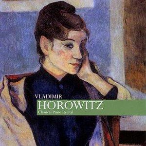 Imagem de 'Horowitz: Classical Piano Recital'