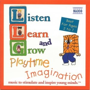 Imagem de 'Listen, Learn & Grow: Imagination'